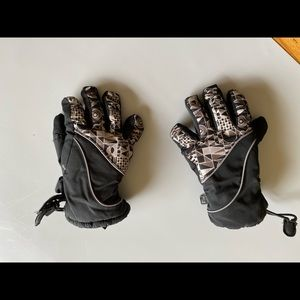 Youth ski gloves